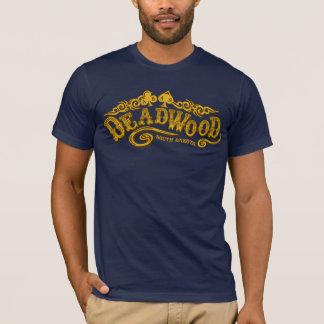 Salle de bois mort t-shirt