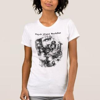 """Salle Rockstar de Psych : """"Pièce de Gwen """" T-shirt"""