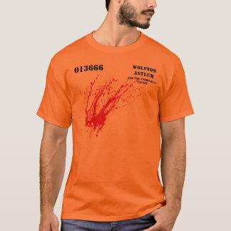 SALLE sanglante de CCE13 PSYCH T-shirt