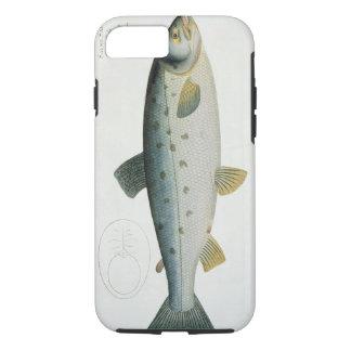(Salmo Salar) plat saumoné XX de 'Ichthyologie, Coque iPhone 7