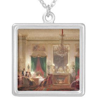 Salon de princesse Mathilde Bonaparte Pendentif Carré