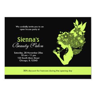 Salon d'ouverture officielle (vert olive foncé) bristols