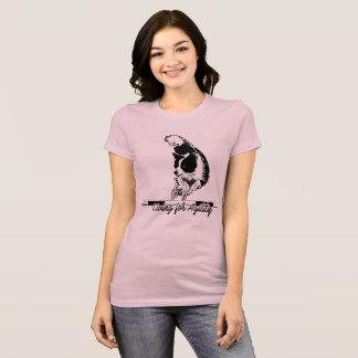 Salon For Agility Border collie Jumping T-shirt