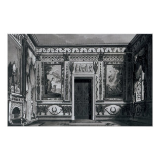 Salon Grec, de 'architectural Poster