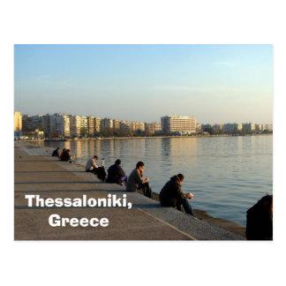 Salonique, Grèce Carte Postale