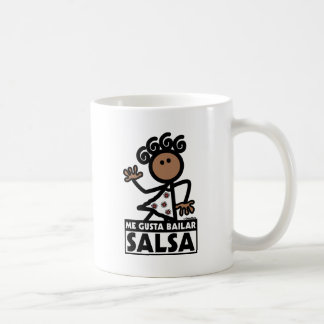 SALSA MUG BLANC