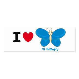 Salut carte de visite de Butterfly®