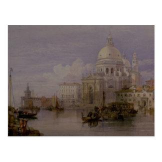 Salut de della Santa Maria Carte Postale