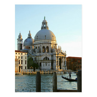 Salut de della Santa Maria de Di de basilique Carte Postale