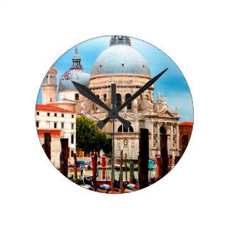 Salut de della Santa Maria Horloge Ronde