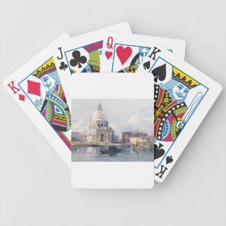 Salut de della Santa Maria, Venise par William Cartes De Poker