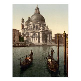 Salut I, Venise, Italie de della Santa Maria Carte Postale