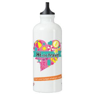 Salut-Lo bouteille d'eau de voyage - blanc de