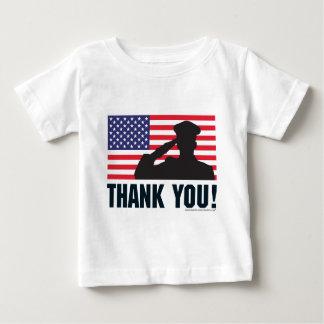 Salut T-shirt Pour Bébé