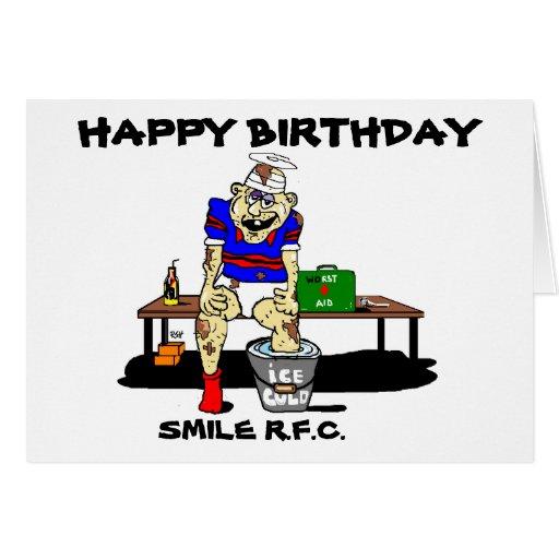 joyeux anniversaire humour rugby