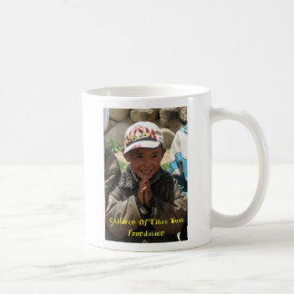 Salutation heureuse mug blanc