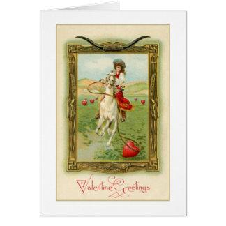 Salutations 1 de Valentine Cartes