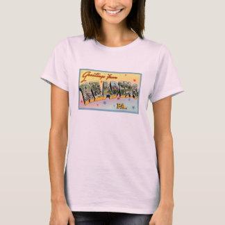 Salutations de la lecture, T-shirt de PA