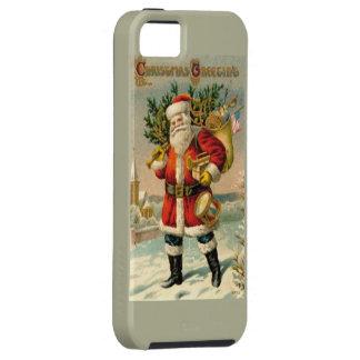 Salutations de Noël Étuis iPhone 5