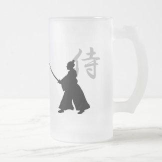 Samouraïs obtenus ? Tasse en verre