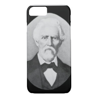Samuel A. Maverick (1803-70) (photo de b/w) Coque iPhone 8/7