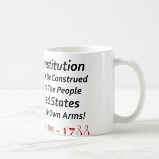 Samuel Adams : Appel aux bras ! Mug