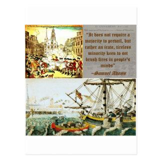Samuel Adams Cartes Postales