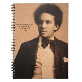 Samuel Coleridge-Taylor Carnet