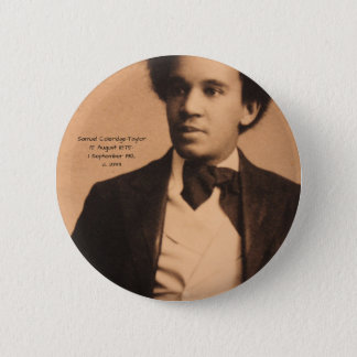 Samuel Coleridge-Taylor Pin's