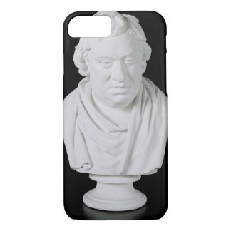 Samuel Johnson (1709-84) 1777 (plâtre) Coque iPhone 7