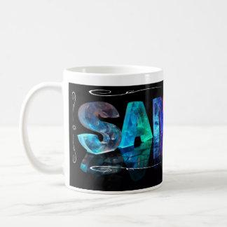 Samuel - Samuel nommé dans les lumières 3D Mug