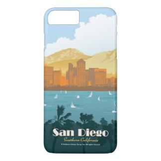 San Diego, CA Coque iPhone 7 Plus