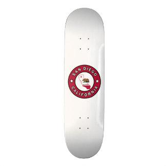 San Diego la Californie Skateboard Old School 18,1 Cm
