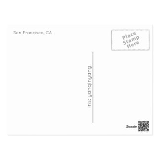 San Francisco 2016 Cartes Postales