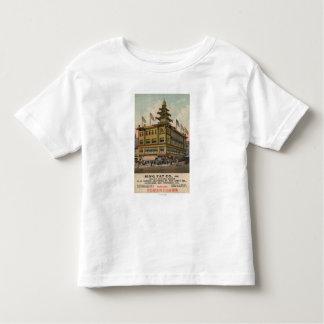 San Francisco, CAChinatown AdSing grosse Cie. T-shirt Pour Les Tous Petits