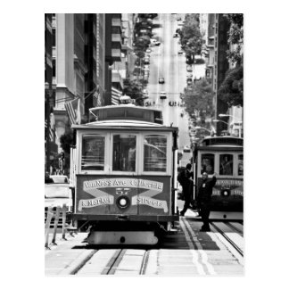 SAN FRANCISCO CARTES POSTALES