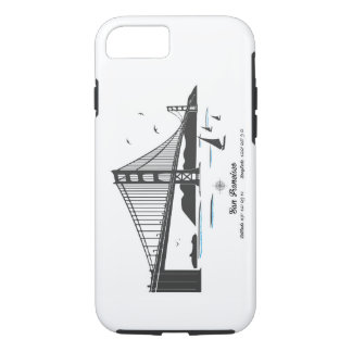 San Francisco Coque iPhone 7