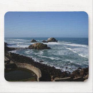 San Francisco débarque l'extrémité #2 Mousepad Tapis De Souris