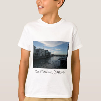 San Francisco Embarcadero #7 badine le T-shirt