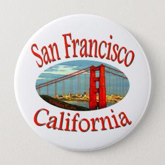 San Francisco la Californie Badge