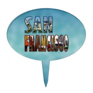San Francisco Pique À Gâteau