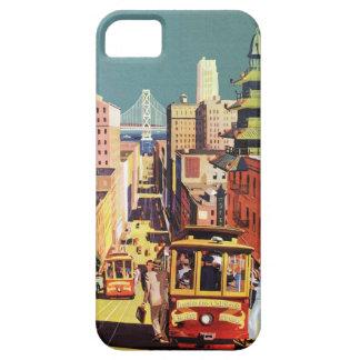 San Francisco vintage Étui iPhone 5