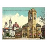 San Jose vintage la Californie Cartes Postales