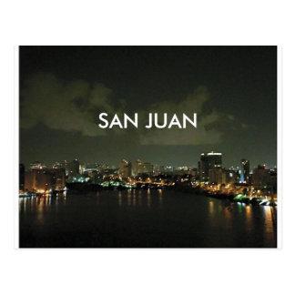 San Juan Cartes Postales