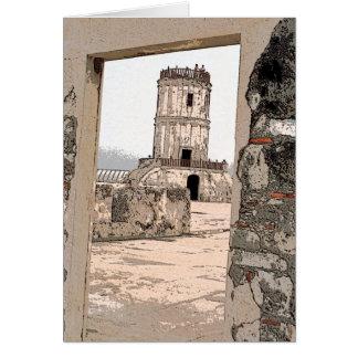 San Juan de Ulua, Veracruz Carte De Vœux