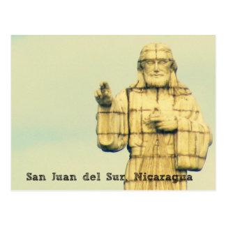 San Juan del Sur, carte postale du Nicaragua