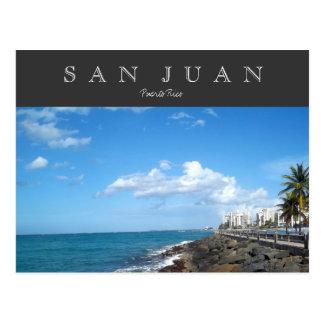 San Juan, Porto Rico Cartes Postales