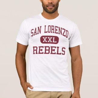 San Lorenzo - rebelles - haut - San Lorenzo
