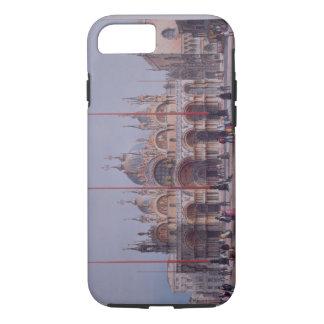 San Marco, Venise, gravée par Brizeghel (litho) Coque iPhone 7