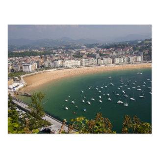 San Sebastian, Espagne. La ville Basque de San Cartes Postales